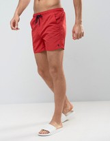 French Connection Swim Shorts with Contrast Draw String and Inner