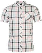 Soviet Large Gingham Shirt