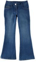 TruLuv Bell Bottom Jeans, Denim