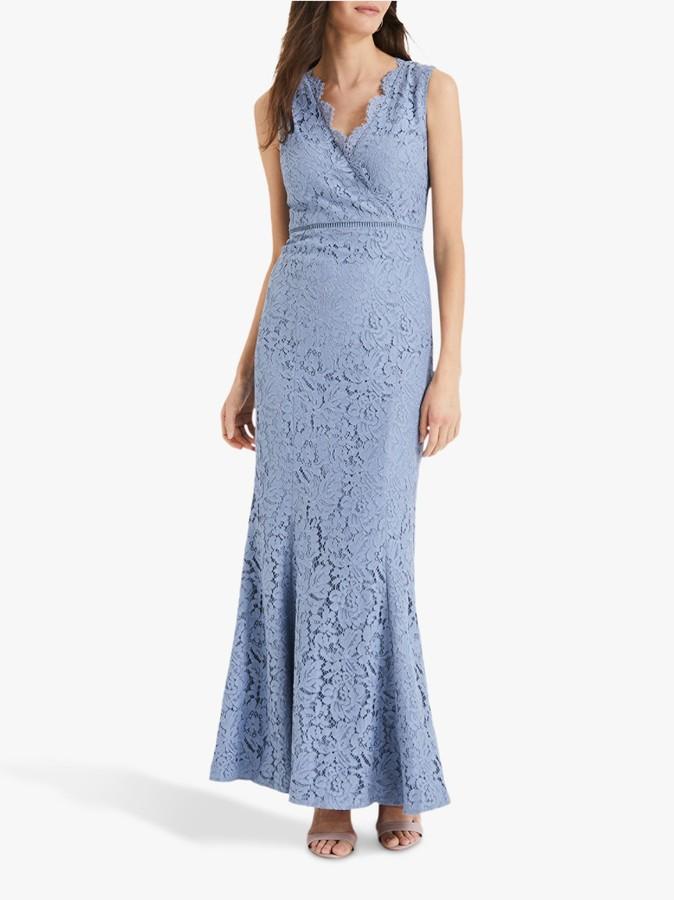 Phase Eight Paola Bridesmaid Dress, Powder Blue