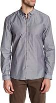 Lindbergh Long Sleeve Tight Fit Shirt