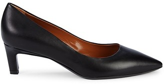 Aquatalia Marianna Leather Pumps