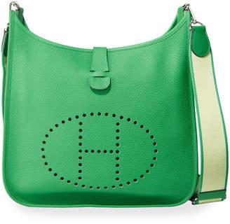 Hermes Evelyne Clemence Crossbody Bag
