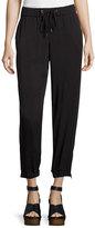 Eileen Fisher Tencel® Twill Drawstring Pants, Plus Size