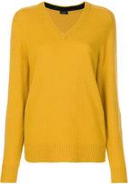 Joseph v-neck sweater - women - Wool - S