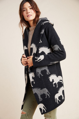 Field Flower Sedona Wool Sweater Coat