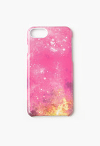 Missguided Pink Galaxy iPhone 7 Case