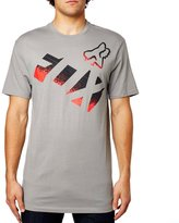 Fox Men's Chemical Short Sleeve T-Shirt, Grey