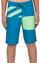 Volcom Boy's Logo Party Pack Mod Board Shorts