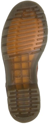 Dr. Martens Aimilita Faux Fur Lined Leather Combat Boot
