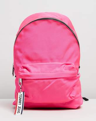 Tommy Jeans Logo Tape Mini Backpack