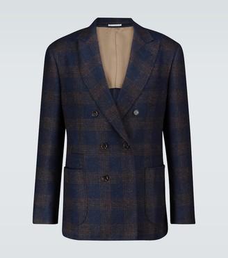 Brunello Cucinelli Double-breasted blazer