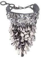 Forest of Chintz The Great Glitzy Silver Choker