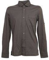 Tom Ford Military Green Cotton Shirt