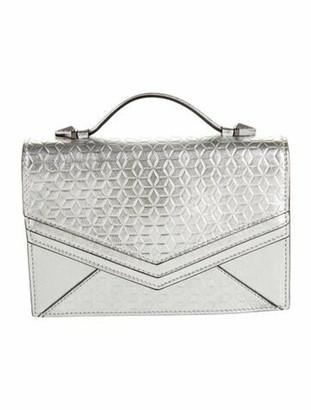 Alexandra Clancy Whitney Envelope Clutch Metallic