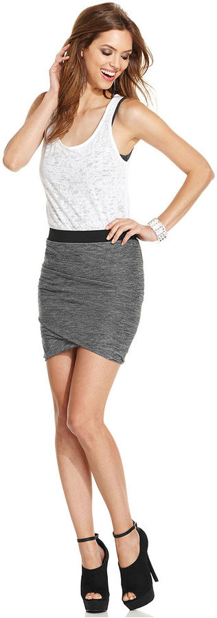 GUESS Skirt, Fitted Mini