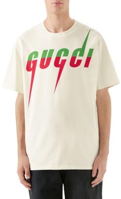 Gucci Blade Print T-Shirt