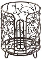 InterDesign Twigz Paper Towel Holder for Kitchen Countertops - Bronze