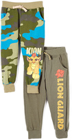 Children's Apparel Network Green The Lion Guard Sweatpants - Boys
