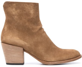 Officine Creative Joss ankle boots