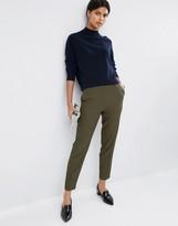 Asos Premium Textured Slim Pants