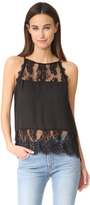 BB Dakota Yasmine Lace Tank