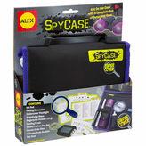 Alex Undercover Spycase Detective Gearset 10-pc. Spy Toy