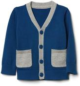 Gap V-neck button cardigan
