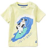 Joules Baby/Little Boys 12 Months-3T Ben Cow Short-Sleeve Tee