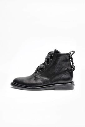 Zadig & Voltaire Laureen Roma Boots