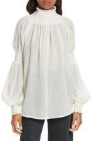 Rachel Comey Women's Renew Wool Top