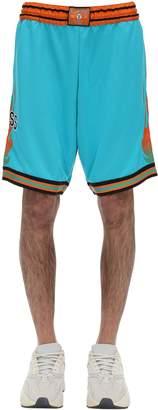 GUESS Rokit Tech Basketball Shorts