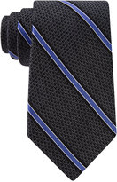 Michael Kors Men's Cobblestone Stripe Silk Tie