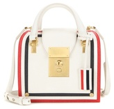 Thom Browne Mrs Thom Mini leather tote