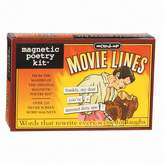 Kohl's Mixed-Up Movie Lines Magnetic Poetry Kit