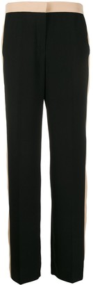 Escada Sport colour block trousers