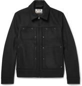 Acne Studios Metal Wool-Blend Jacket