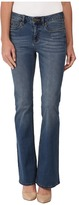 TWO by Vince Camuto Classic 70's Flare Jeans in Authentic