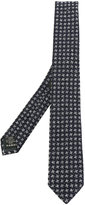Z Zegna cross woven tie - men - Silk/Cotton/Nylon/Wool - One Size