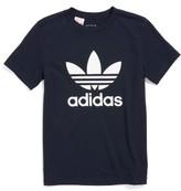 adidas Girl's Logo Graphic Tee