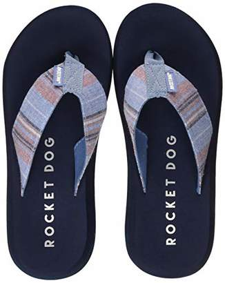 Rocket Dog Women's Spotlight Flip Flops, Blue (Navy B02), 38 EU