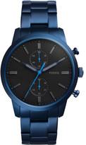 Fossil Townsman Blue Watch