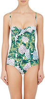 Dolce & Gabbana Women's Floral One-Piece Swimsuit