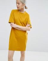 Asos Lightweight Sweat T-Shirt Dress