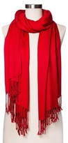 Merona Fashion Scarves Solid Red