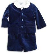 Florence Eiseman Baby's Three-Piece Jacket, Shirt & Shorts Set