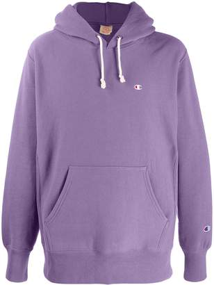 Champion jersey hoodie