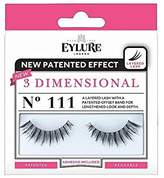 Eylure 3 Dimensional 111 Lashes (Pack of 6)