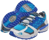 The North Face Single-Track II (Turquoise Blue/Vibrant Blue) - Footwear