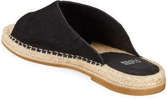 Eileen Fisher Milly Leather Espadrille Sandals